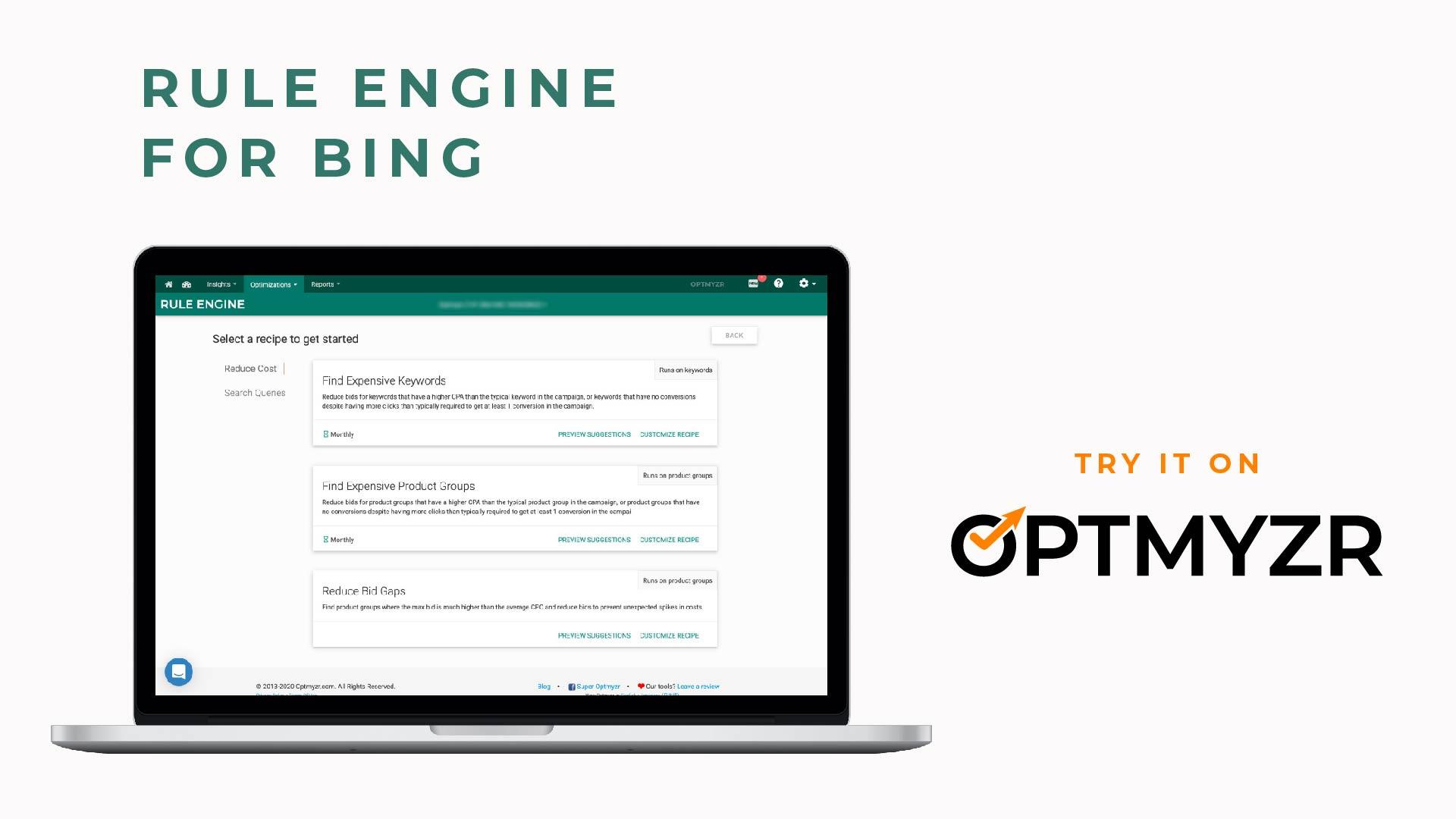 Bing Rule Engine & Ad Text Optimization-01