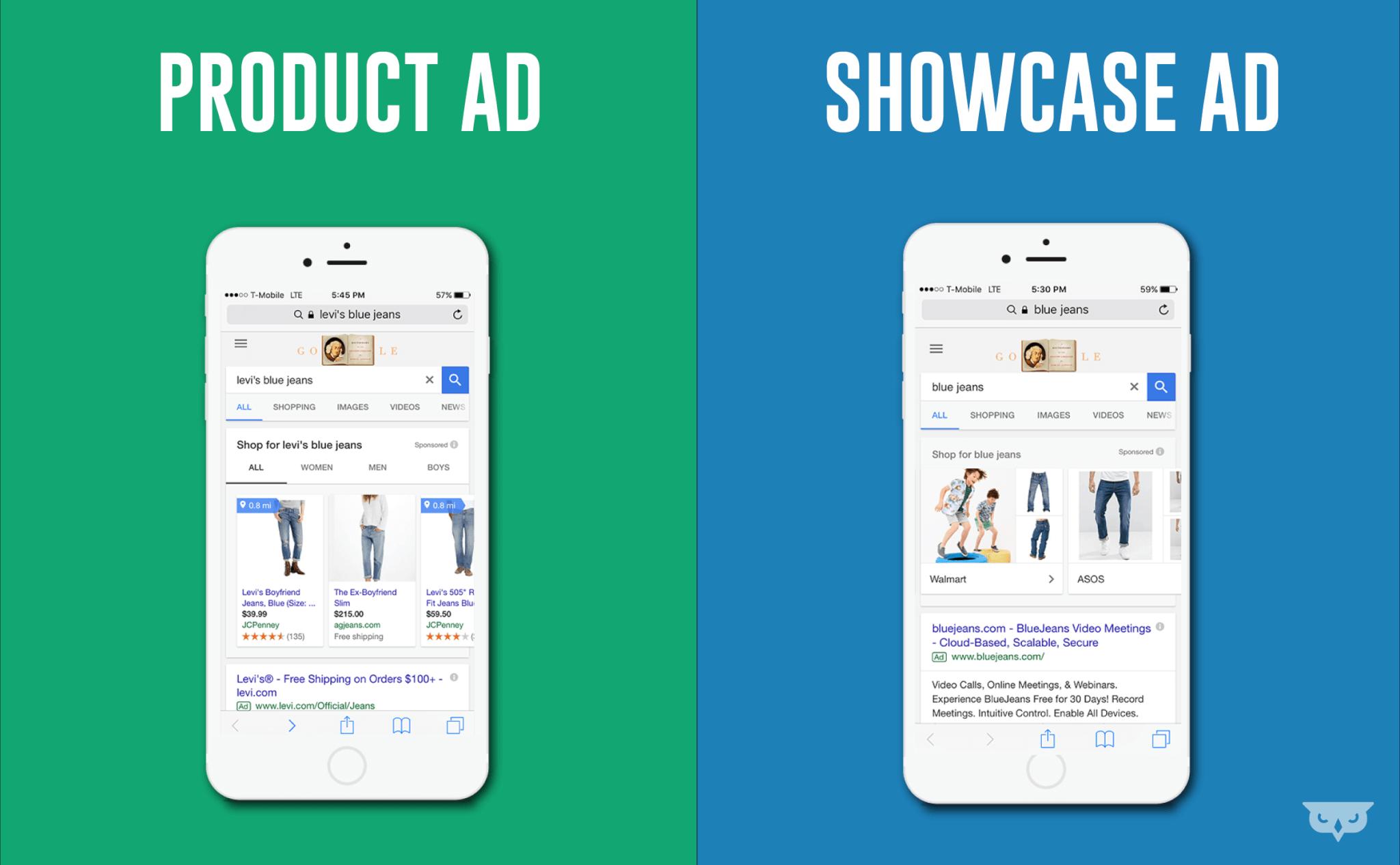 Breaking Down Google's Showcase Ads Updates – Optmyzr Blog
