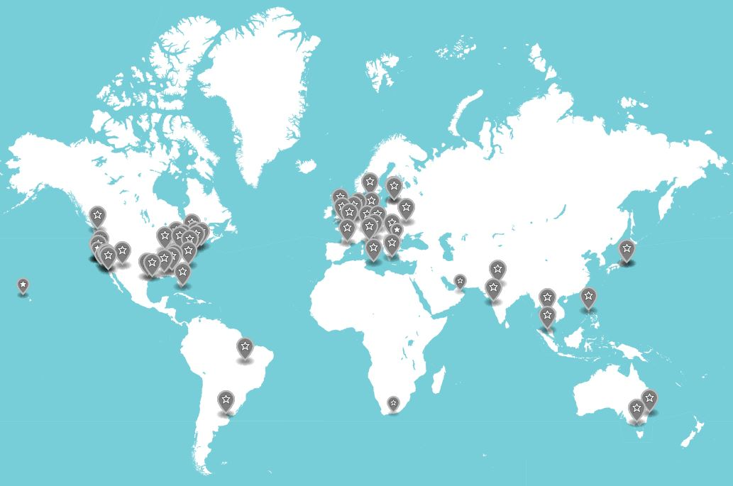 People in over 25 countries use Optmyzr everyday